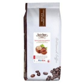 Barrie House Whole Bean Coffee, Decaf Hazelnut (40 oz.)