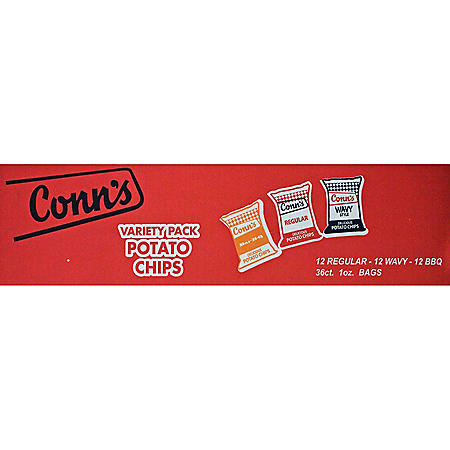 Conn's Variety Pack Box (36 ct.)