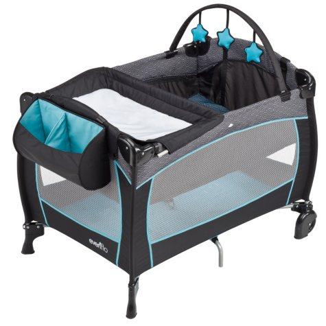 Evenflo Portable BabySuite 300 Playard - Koi