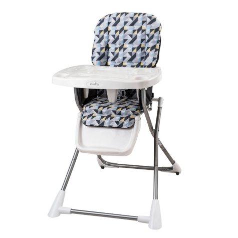 Evenflo Compact Fold High Chair, Raleigh