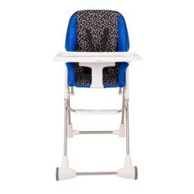 Evenflo Symmetry Flat Fold High Chair (Choose Your Color)