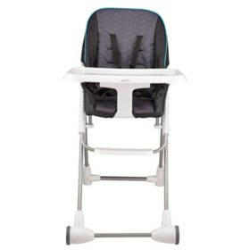 ab800158cea Evenflo Symmetry Flat Fold High Chair (Choose Your Color)