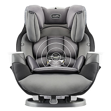 Evenflo Platinum Safemax All In One Convertible Car Seat With