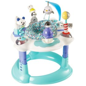Evenflo Exersaucer Bouncing Activity Center, Polar Playground
