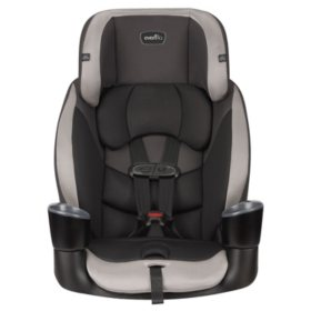 Evenflo Maestro Sport Harness Booster Car Seat (Choose Your Color)