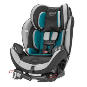 Evenflo EveryStage DLX All-in-One Car Seat (Choose Your Color)