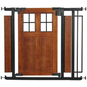 Evenflo Barn Door Walk-Thru Gate