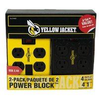 Yellow Jacket Power Block (2 pk.)
