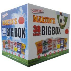 Martin's Big Box Variety Pack (38ct)