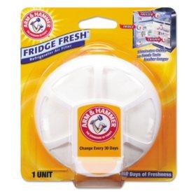 Arm & Hammer - Fridge Fresh Baking Soda, Unscented -  8/Carton