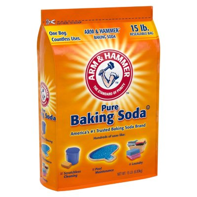 Baking Soda, Powder & Yeast
