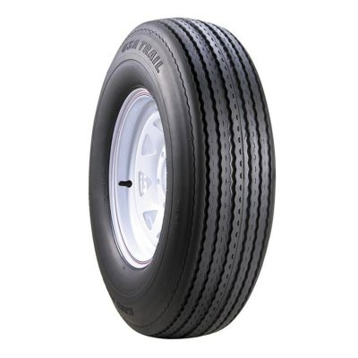 Ultra CRT Trailer Tire ST205//75R14 LRC 6PLY Rated