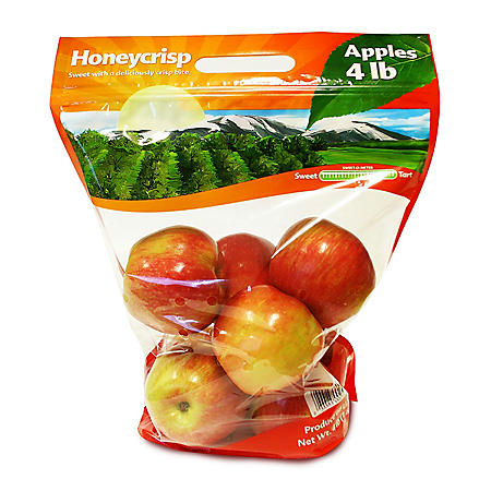 Honeycrisp Apples (4 lbs.)