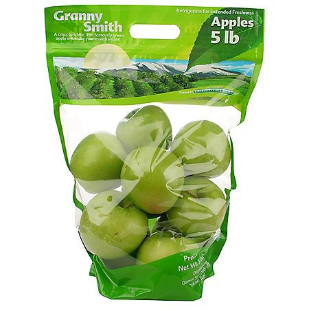Granny Smith Apples (5 lbs.)