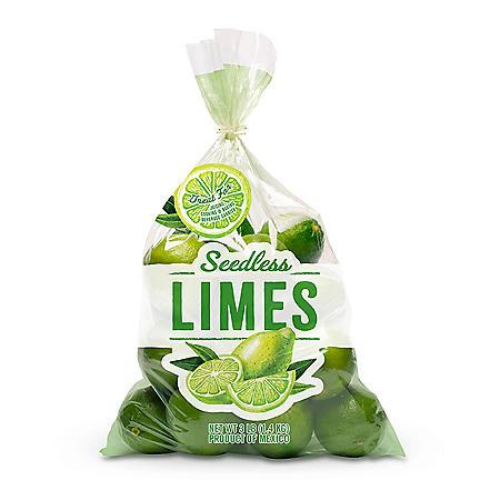 Limes (3 lbs.)