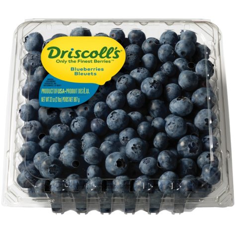 Blueberries (2 lb.)
