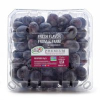Black Seedless Grapes (3 lbs.)