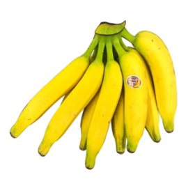 Apple Bananas (3 lbs.)