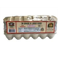 Grade A Large White Eggs (3 doz.)
