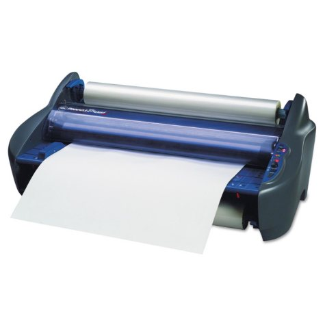 "GBC - Pinnacle 27 EZload Roll Laminator, 27"" Wide -  3mil Maximum Document Thickness"