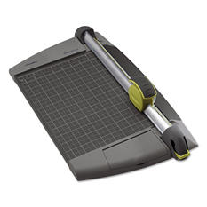 "Swingline - SmartCut EasyBlade Plus Rotary Trimmer, 15 Sheets, Metal Base -  11 1/2"" x 20 1/2"""