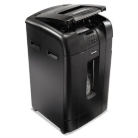 Swingline - Stack-and-Shred 750M Micro-Cut Shredder -  750 Sheets