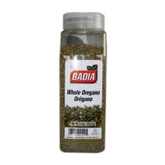 Badia Whole Oregano - 6 oz.
