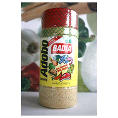 Badia Adobo with Pepper - 15 oz.