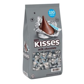 Hershey's Kisses Milk Chocolates (56oz.)
