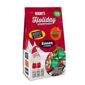 Hershey Holiday Chocolate Assortment (38 oz.)