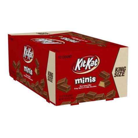 Kit Kat Minis King Size (12 ct.)