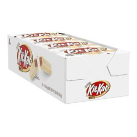 Kit Kat Wafer Bars with White Crème (1.5 oz., 24 pk.)