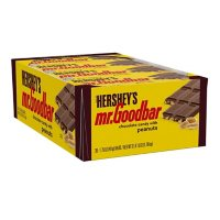 HERSHEY'S MR. GOODBAR Chocolate with Peanuts Candy, Halloween Bars (1.75 oz., 36 ct.)