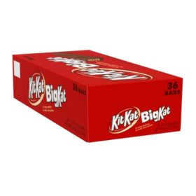 Kit Kat Big Kat Wafer Candy Bars (1.5 oz., 36 ct.)