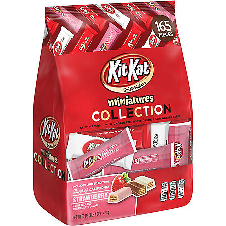 KIT KAT? Miniatures Assortment (165 ct.)