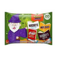 Hershey's Halloween Chocolate and White Creme Assortment Candy (92.01 oz., 265 pc.)