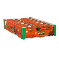 Reese's Trees Milk Chocolate Peanut Butter Candy Holiday Candy Pack (1.2 oz., 36 ct.)