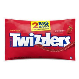 Twizzlers Twists Strawberry Candy (32 oz., 2 ct.)