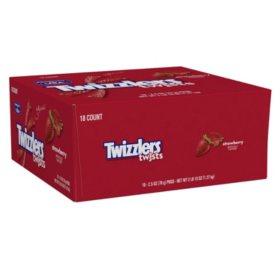 Twizzlers Strawberry Twists (18 ct.)