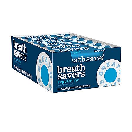 Breath Savers Peppermint (12 ct., 24 pks.)