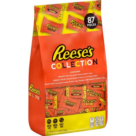 Reese's Peanut Butter Cups Collection (52 oz., 87 ct.)