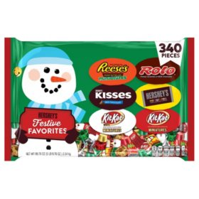 Hershey's Holiday Festive Favorites (89.76 oz.)