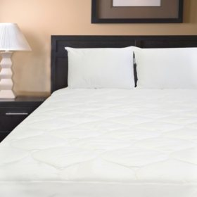 Serta Smart Defense Overfilled Mattress Pad (Various Sizes)