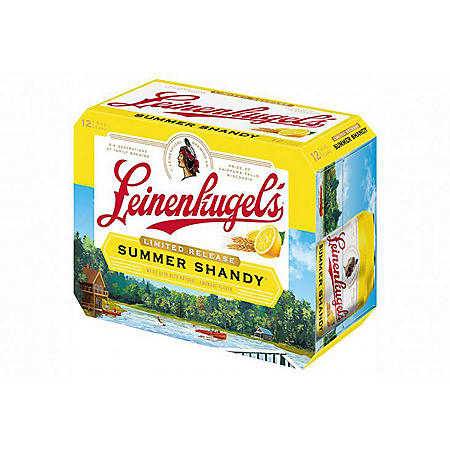 Leinenkugel's Summer Shandy (12 fl. oz. can, 12 pk.)
