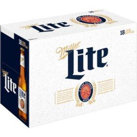 Incredible Miller Lite Lager Beer 12 Fl Oz Bottle 18 Pk Sams Club Theyellowbook Wood Chair Design Ideas Theyellowbookinfo