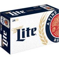 Miller Lite Lager Beer (10 fl. oz. can, 24 pk.)