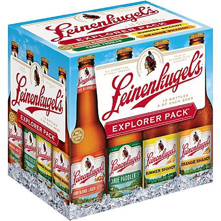 Leinenkugel's Summer Explorer Pack (12 fl. oz. bottle, 12 pk.)