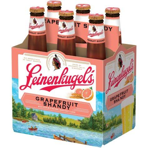 Leinenkugel's Grapefruit Shandy (12 fl. oz. bottle, 6 pk.)