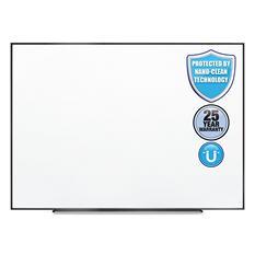 "Quartet Fusion Nano Clean Magnetic Whiteboard, 48"" x 36"", Select Frame Color"