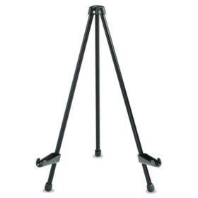 """Quartet - Tabletop Instant Easel, 14"""" High, Steel -  Black"""